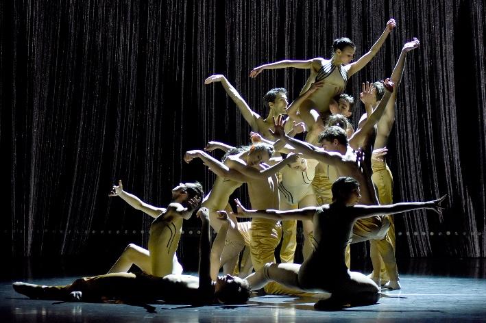 Gauthier Dance. Photo - Regina Brocke