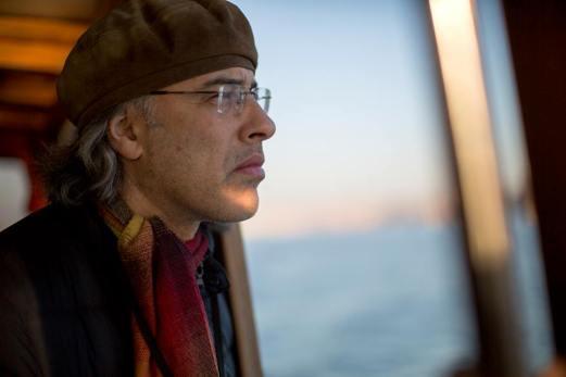Михаил Визель в Венеции. Фото - Николай Бусыгин
