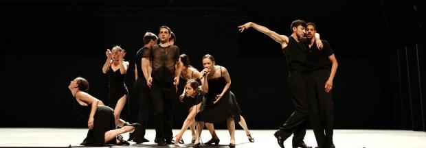 "Сцена из балета ""Венесуэла"". Фото - Аскаф"