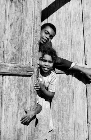 ילדים בשעת עוצר, יריחו / 1968