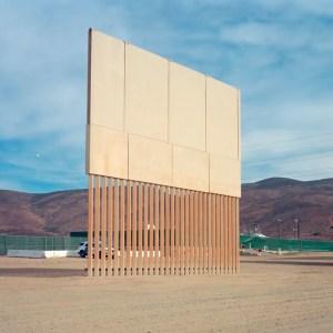 Стена. © Ассаф Эврон
