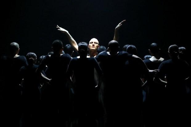 Сцена из балета«The Look». © Аскаф