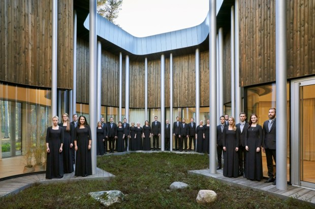 Камерный хор Эстонской филармонии © Kaupo Kikkas