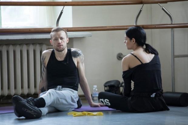 Денис Матвиенко и Екатерина Кальченко © Игорь Царуков