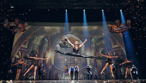 """Балет """"Великий Гэтсби"""". Фото Виталий Урасов"""