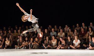 Танцор и хореограф Янкеле Плитцер - ZERO. Фото -© CAROLINA MIERNIK