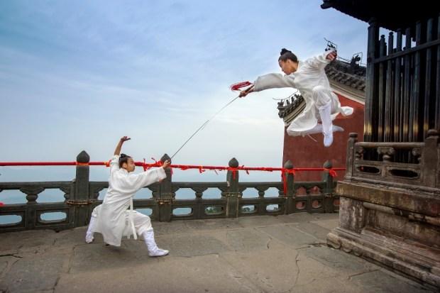 Wudang Kung Fu WU XIUJIA