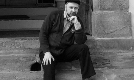 Композитор Юрий Бреннер. Фото - © Антон Дреслер