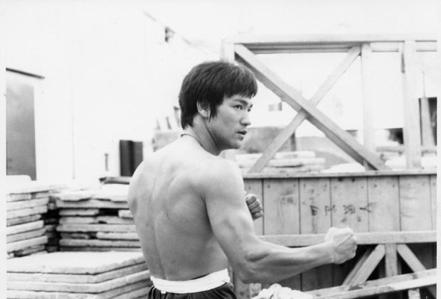 """Быть водой"". © Bruce Lee Family Archive"
