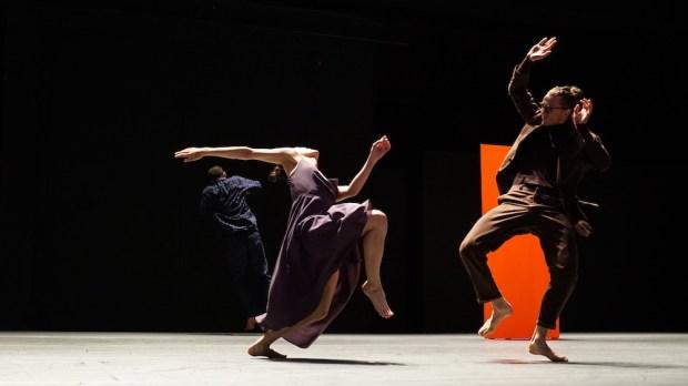 "Cцена из балета ""Yag"" - © Гади Дагон"