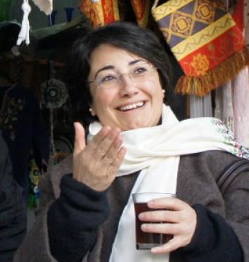 Hanin Zoabi -