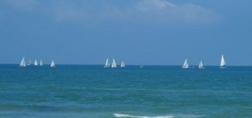Morning on Bat Galim Beach