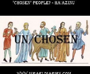 """Chosen"" People?"