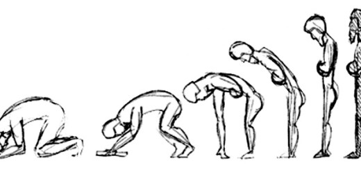 men who prostrated, bowed down