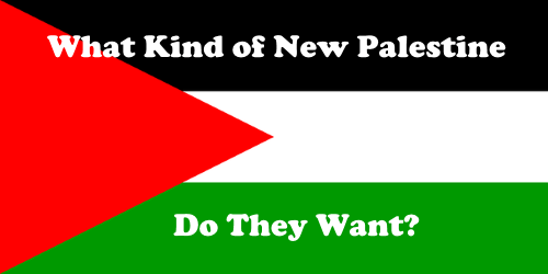 New Palestinians Should Claim a Better Future Now