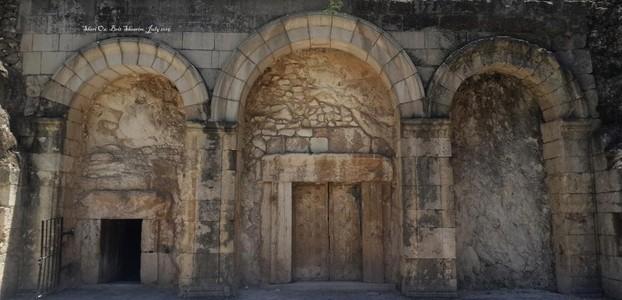 Rabbi Yehuda HaNasi's Tomb Beit Shearim