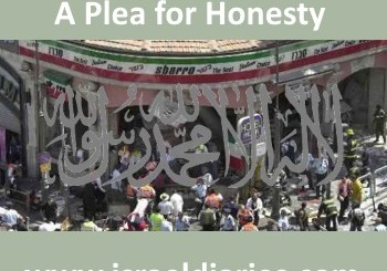 terrorism and Islam - a plea for honesty