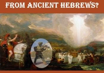 hebrews, israelites, modern jews