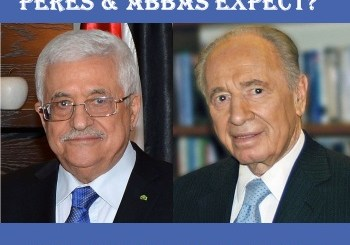 Oslo II what did peres and abbas expect