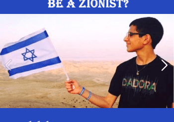 non-Jews can be Zionists