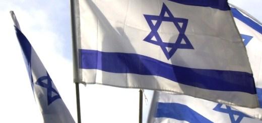 Yom Haatzmaut - Israeli flags