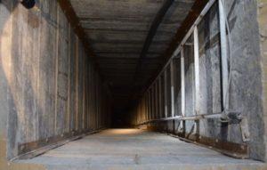 terror tunnels