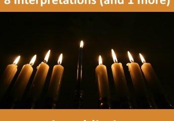 Hanukkah - 8 interpretations