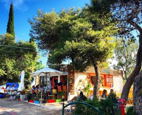 Heine Kioskcafe from the street