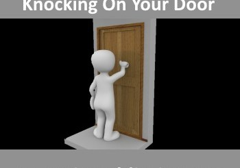 missionaries knocking on your door