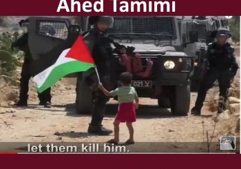 Creating an Ahed Tamimi