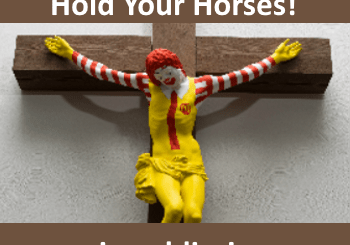 McJesus - Hold Your Horses!