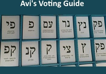 2019 elections in Israel