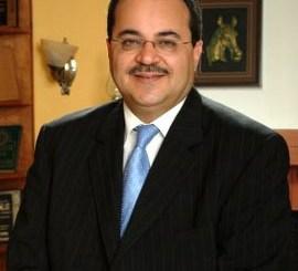 Portrait of MK Ahmad Tibi