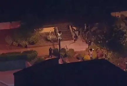 Scène de tir californienne Photo: AP