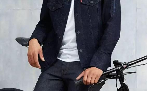 המעיל של גוגל וליווי'ס  //  צילום: גוגל