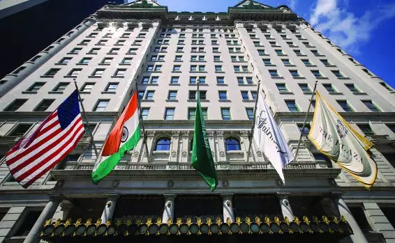 מלון פלאזה ניו יורק // צילום: רויטרס