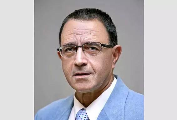 Yossi Melamed, vice-président de l'IAI // Photo: Alon Ron, IAI
