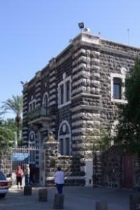 الكنيسة الفرنسيسكية الجديدة في كفر ناحوم