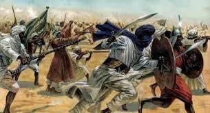 احتلال عربي