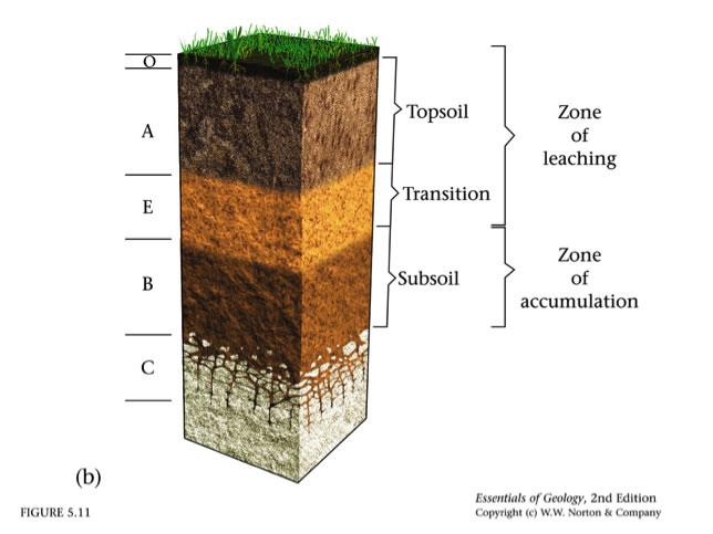 soil profile diagram of michigan 2 way pearl leder summary descriptions university