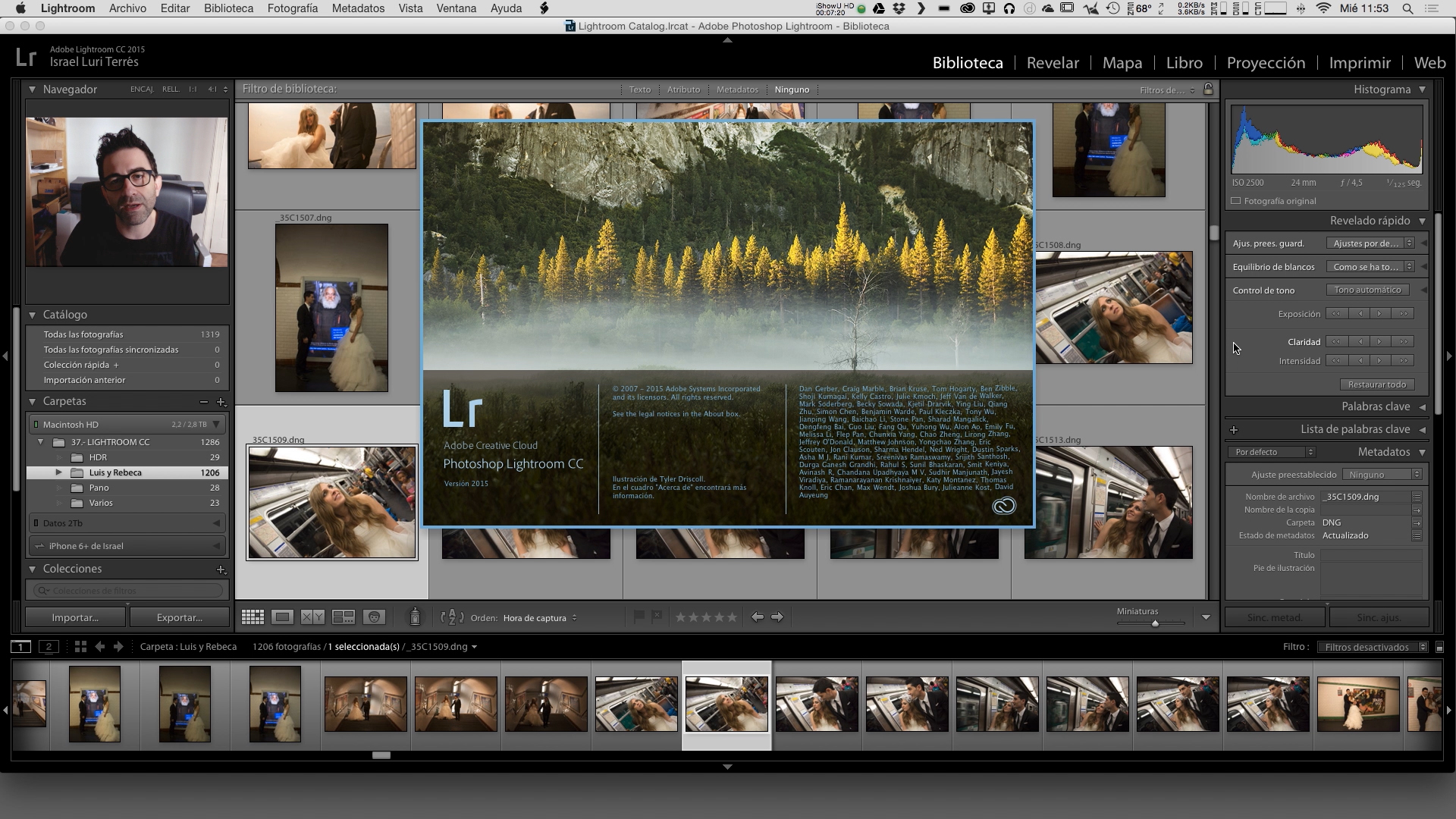 Sobre Lightroom 6 y CC