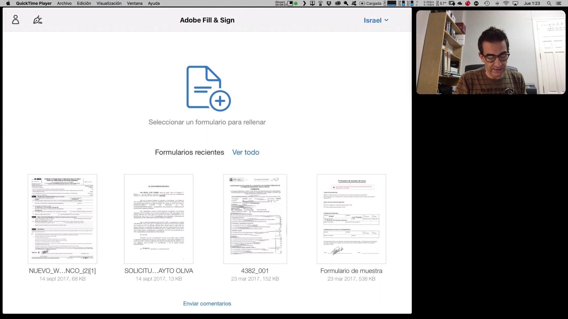 Adobe Fill & Sign