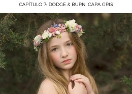Dodge & Burn Capa Gris
