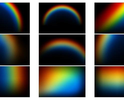 Atmósferas: Difracción de luz
