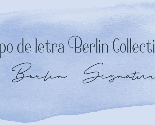 Tipografía Berlín