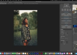 Desenfocar fondos en fotografía de exterior