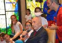 image Shimon Peres