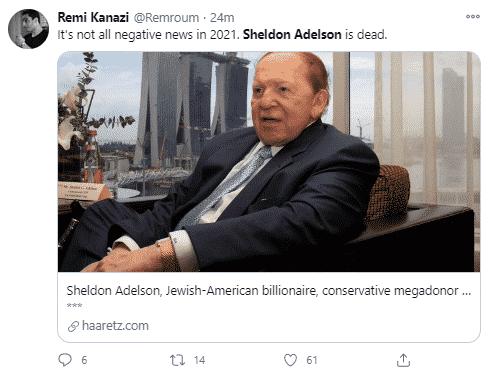 Remi Kanazi tweet