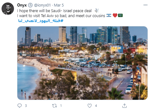 saudi tweet