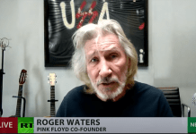 roger waters ussa